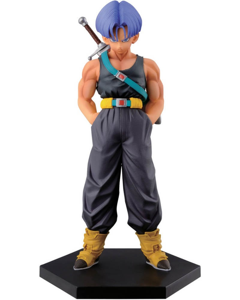 Trunks DXF Chozousyu Vol 2 Banpresto