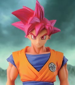 Super Saiyan God Son Goku DXF Banpresto