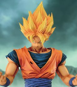 Son Goku Grandista Resolution of Soldier Banpresto