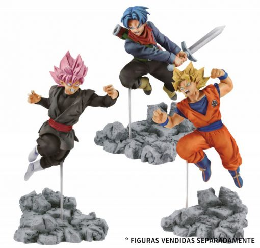 Trunks Soul X Soul Banpresto