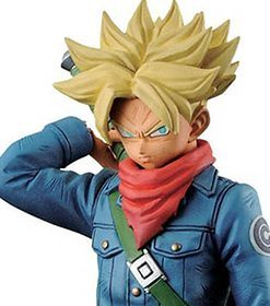 Super Saiyan Trunks DXF The Super Warriors Banpresto