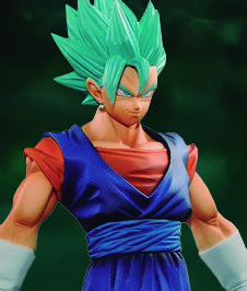 Super Saiyan Blue Vegetto DXF The Super Warriors Banpresto