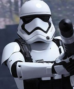 Stormtrooper Heavy Gunner First Order Hot Toys