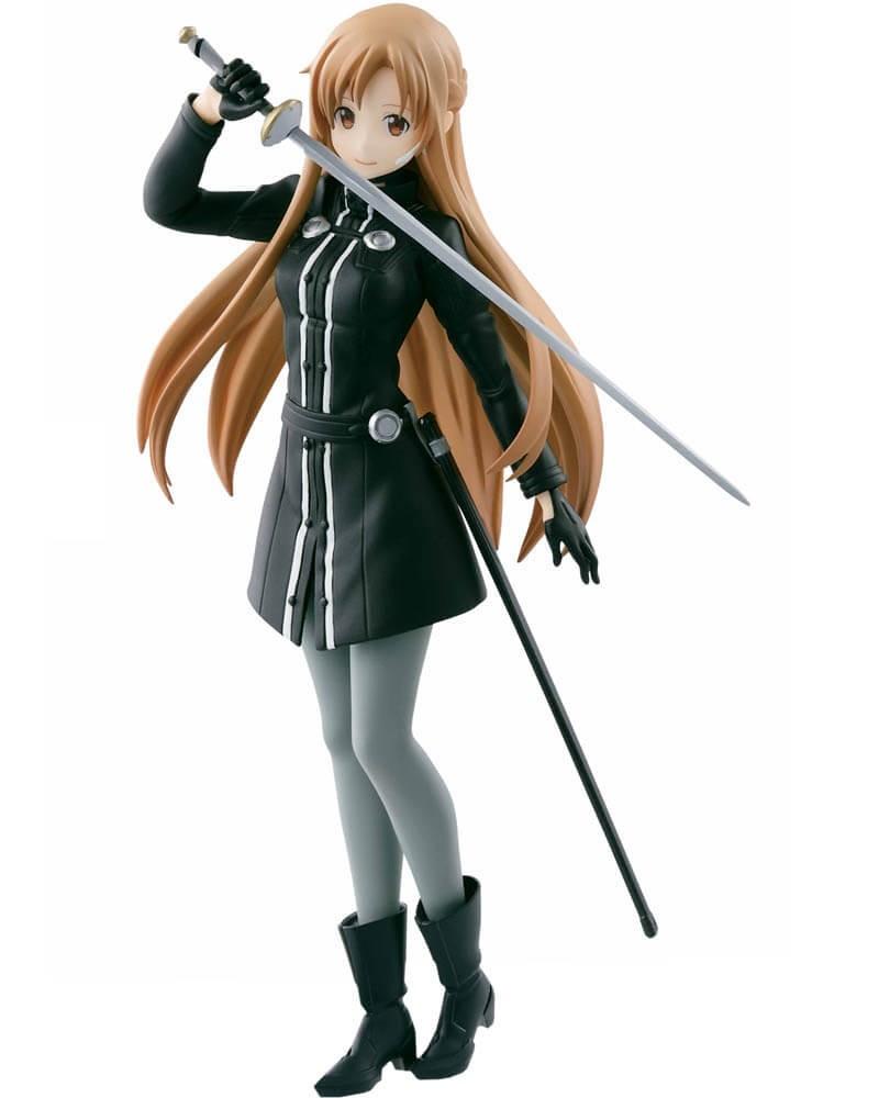 Asuna Sword Art Online Ordinal Scale B Banpresto