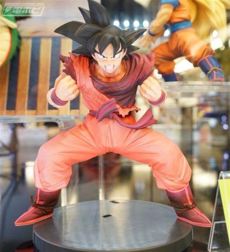 Son Goku Kaioken Dragon Ball Super Banpresto