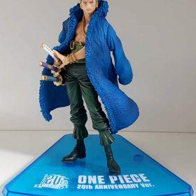 Roronoa Zoro One Piece 20th Anniversary Figuarts Zero Bandai