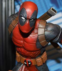 Deadpool Marvel Gallery Diamond Select
