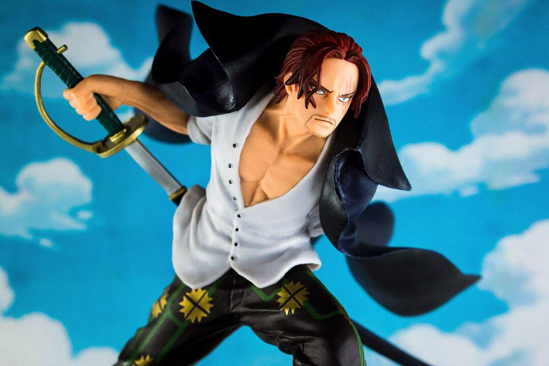 Shanks Swordsman's Moment One Piece Banpresto