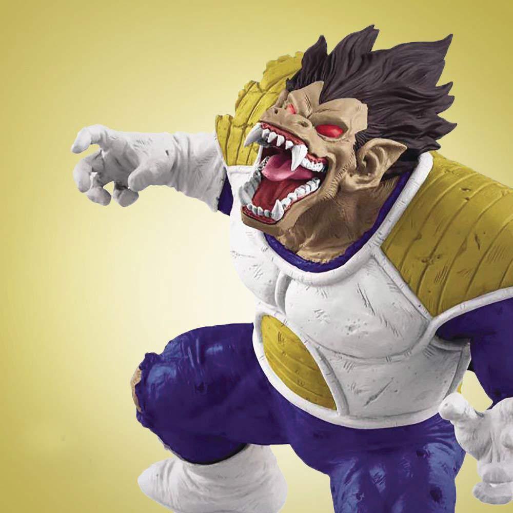 Vegeta Oozaru Dragon Ball Z Banpresto