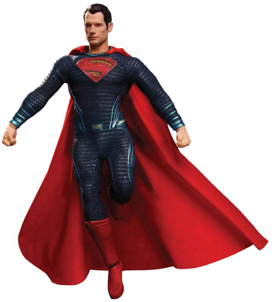 Superman BvS One12 Collective Mezco