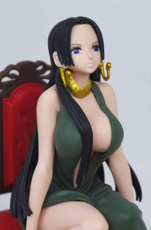 Boa Hancock Black Dress One Piece Banpresto