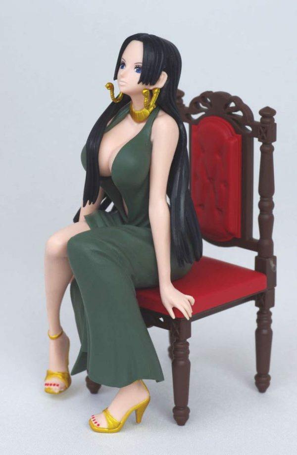 Boa Hancock Black Dress One Piece Banpresto