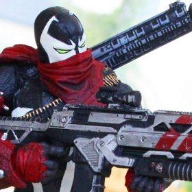 Spawn Commando McFarlane Toys