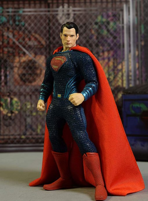 Superman BvS One:12 Collective Mezco