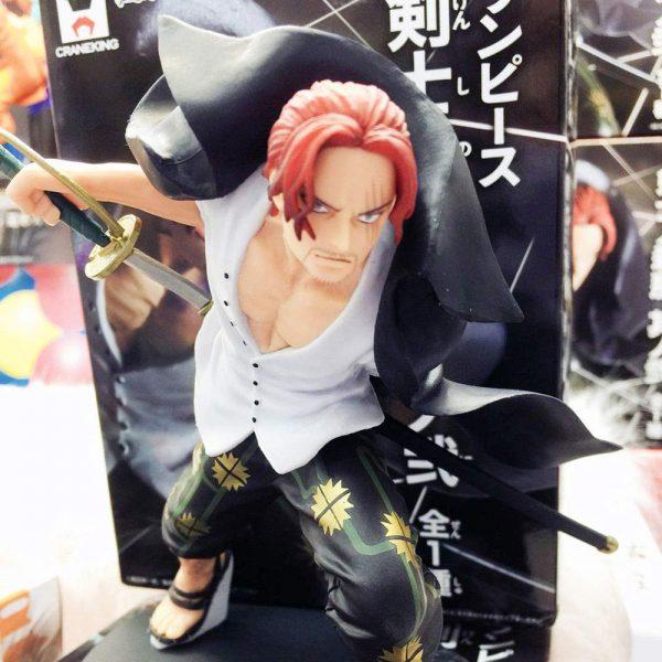 Shanks Swordsman's Moment One Piece Banpresto