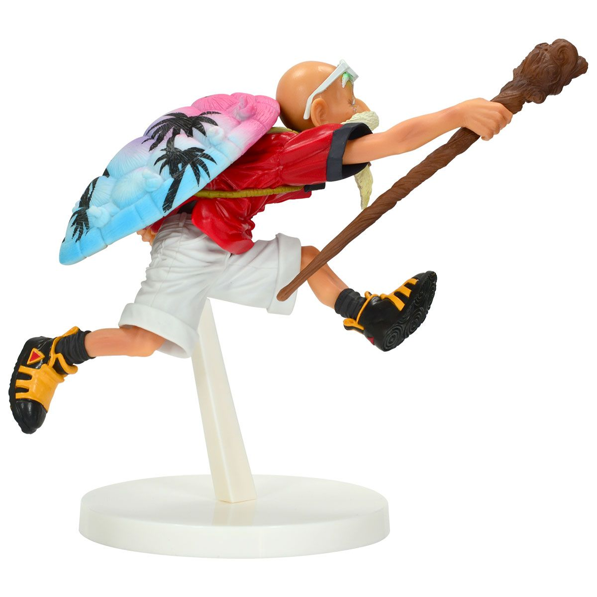 Mestre Kame Tropical Color SCultures Colosseum Banpresto