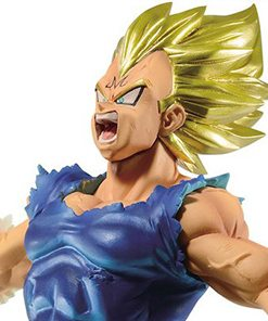 Majin Vegeta Blood of Saiyans Dragon Ball Z Banpresto