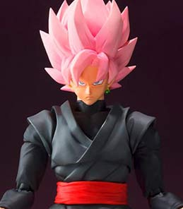 Goku Black Dragon Ball Super S.H.Figuarts Bandai
