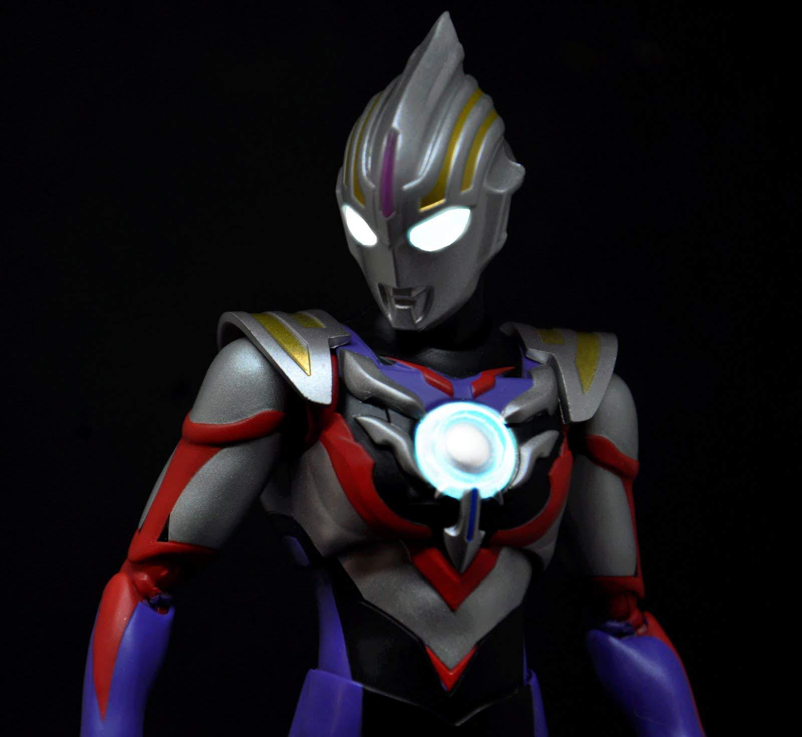 Ultraman Orb Spacium Zeperion S.H.Figuarts Bandai