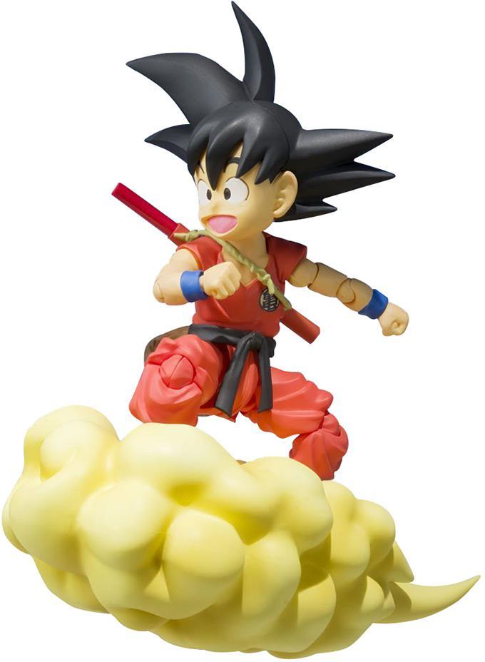 Kid Goku Dragon Ball S.H.Figuarts Bandai