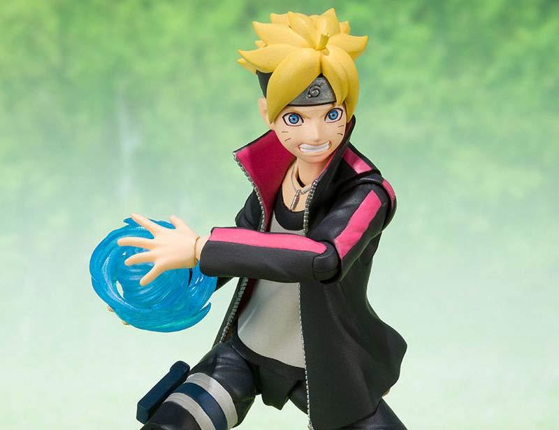 Boruto Uzumaki Boruto: Naruto Next Generations S.H.Figuarts Bandai