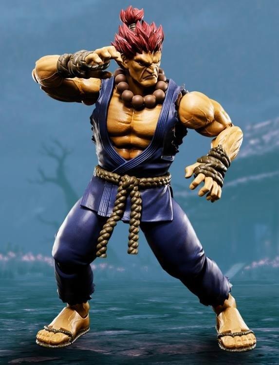 Akuma Street Fighter S.H.Figuarts Bandai