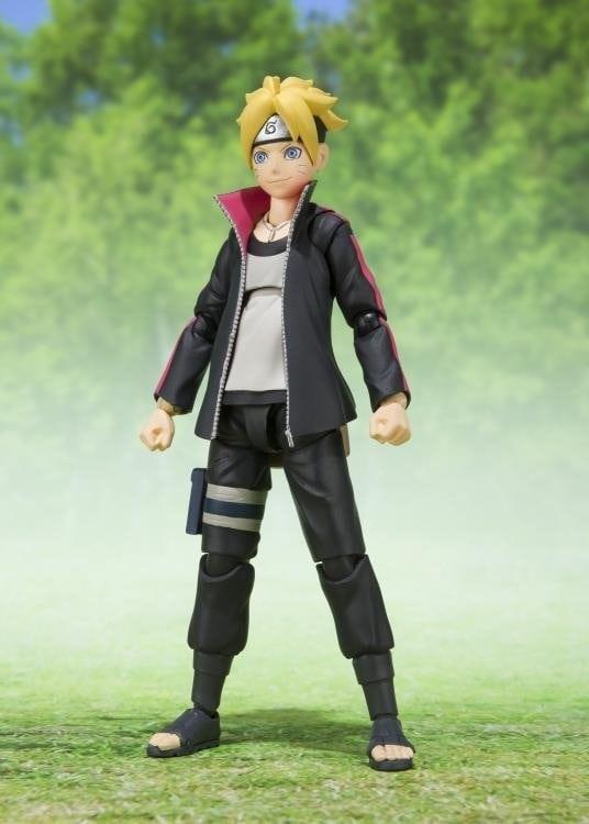 Boruto Uzumaki Boruto Naruto Next Generations S.H.Figuarts Bandai