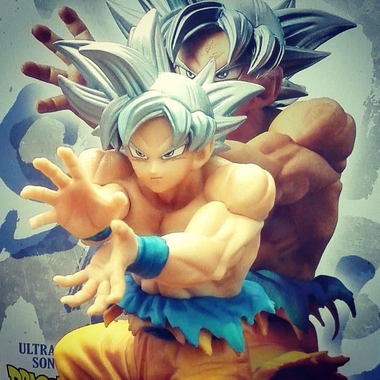 Son Goku Ultra Instinct Dragon Ball Super Banpresto