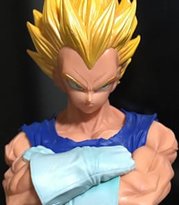 Vegeta Resolution of Soldier Dragon Ball Grandista Banpresto