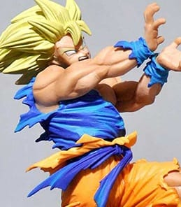 Son Goku Super Sayajin Kameramera Dragon Ball Super Banpresto