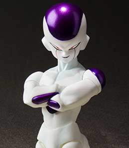 Freeza Ressurection F Dragon Ball S.H.Figuarts Bandai