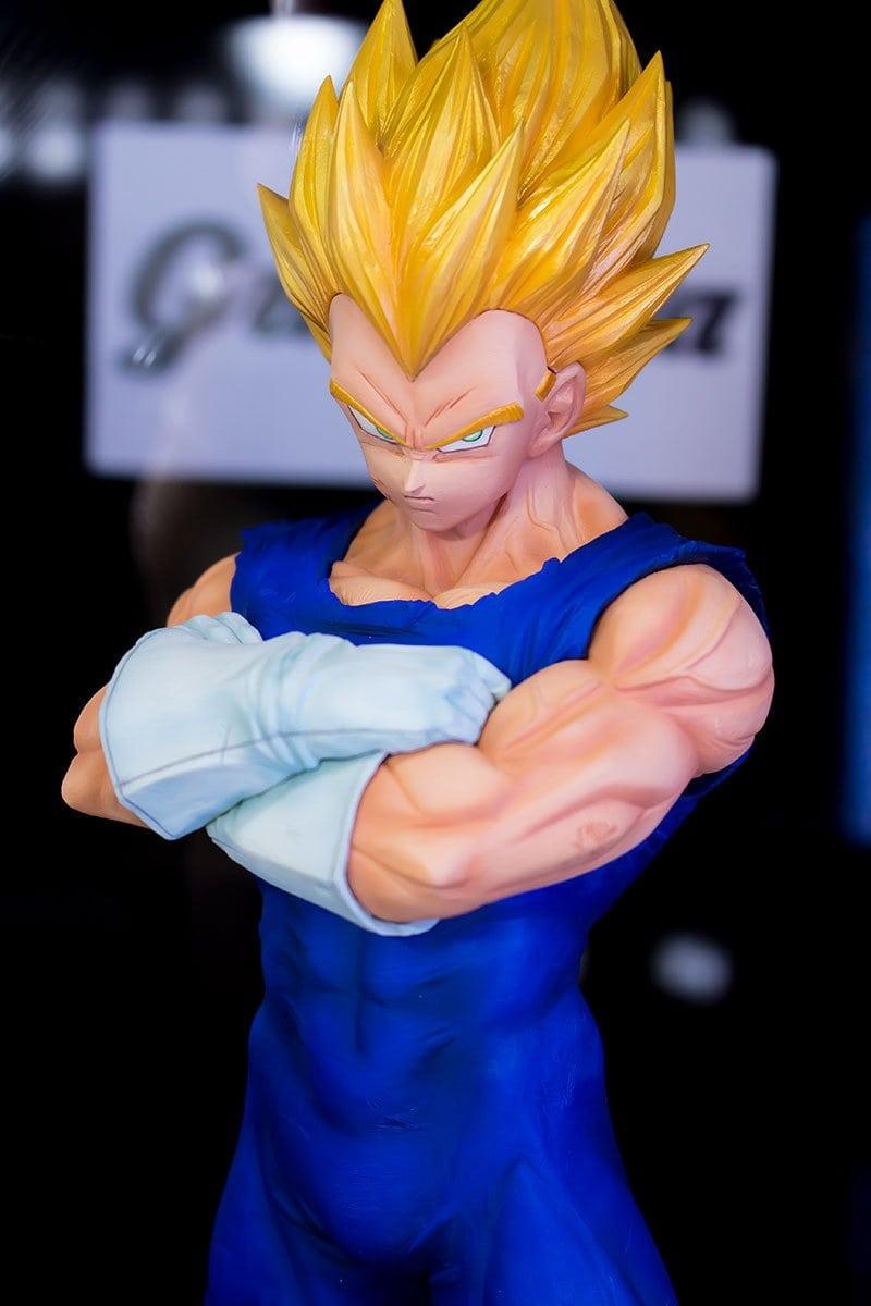 Vegeta Resolution of Soldier Dragon Ball Grandista Banpresto