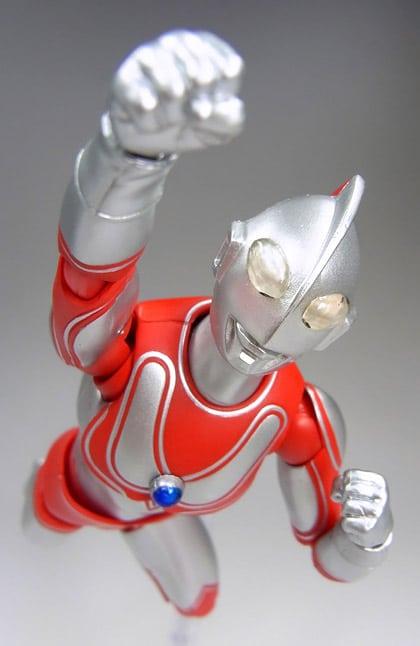 Ultraman Jack S.H.Figuarts Bandai
