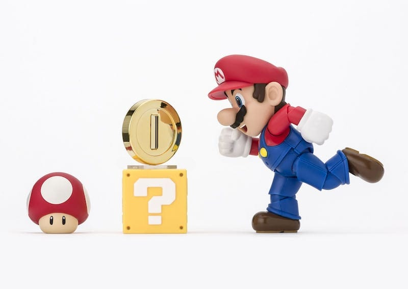Super Mario (New Package) S.H.Figuarts Bandai