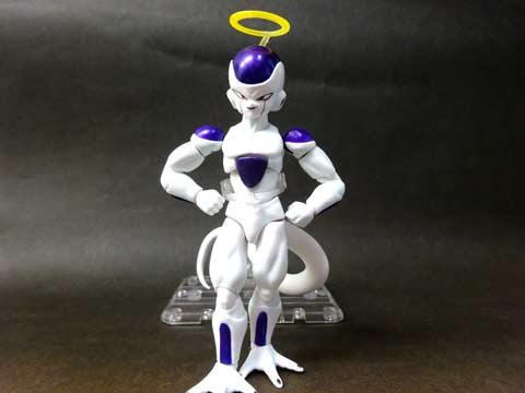 Freeza Ressurection F Dragon Ball S.H.Figuarts Bandai