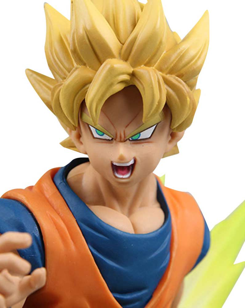 Goku & Vegeta Super Saiyan Dragon Ball Z Banpresto