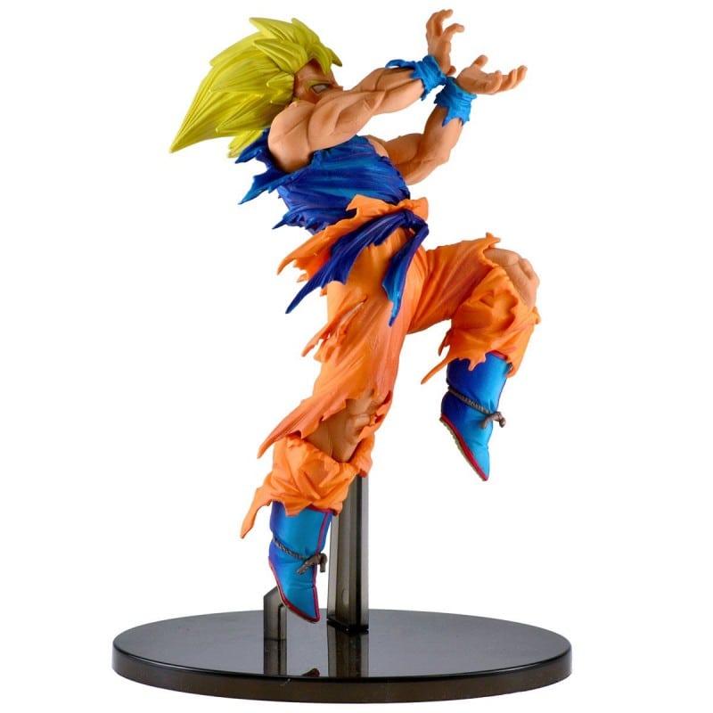 Son Goku Super Sayajin Kameramera Dragon Ball Super Banpresto