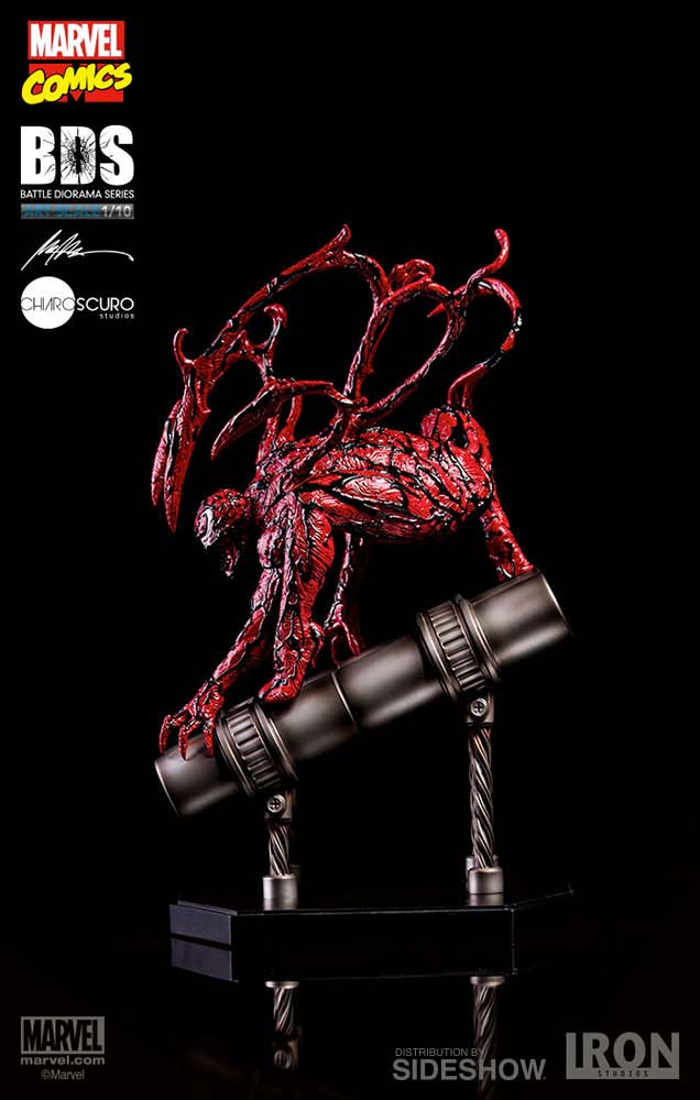 Carnage by Rafael Albuquerque BDS Art Scale Iron Studios