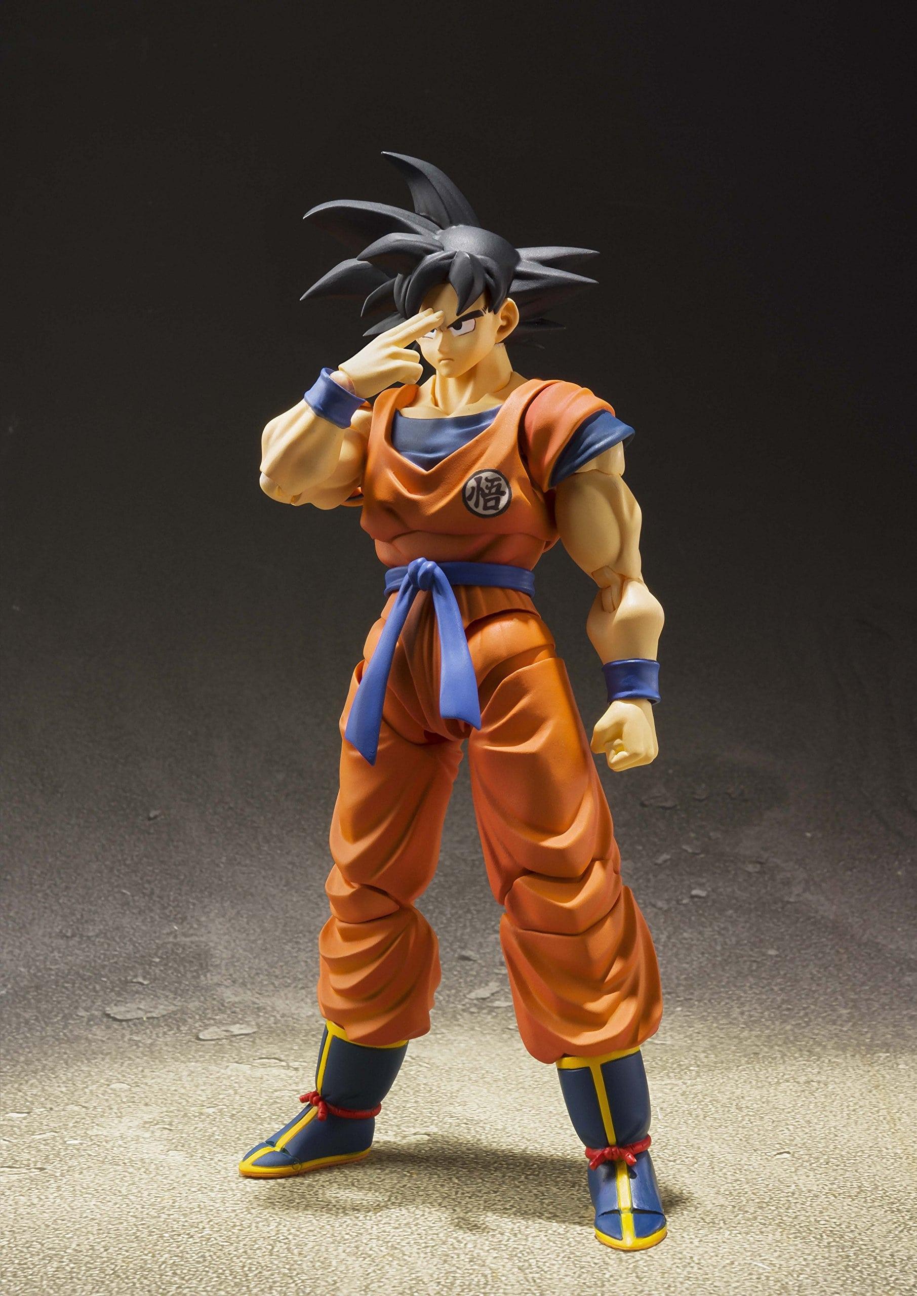 Son Goku V2 S.H Figuarts Bandai
