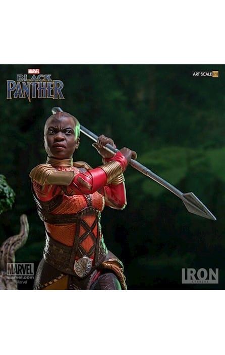 Okoye 1/10 BDS Iron Studios