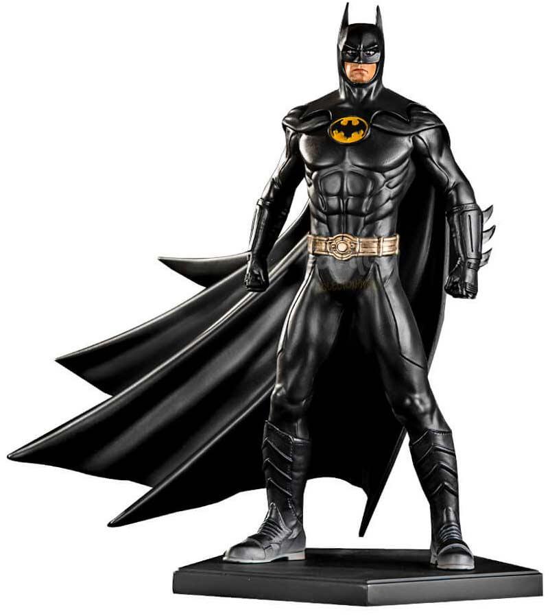 Batman 89 Batman Arkham Knight DLC Art Scale Iron Studios
