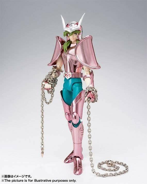 Shun de Andromeda Revival Saint Seiya Cloth Myth