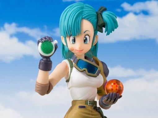 Bulma Dragon Ball S.H.Figuarts Bandai