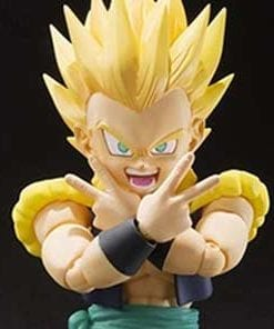 Gotenks Super Saiyan Dragon Ball Z S.H.Figuarts Bandai