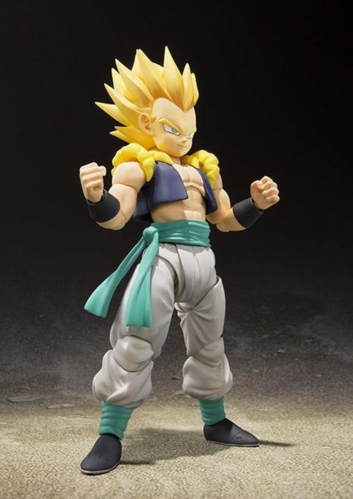 Gotenks Super Saiyan Dragon Ball Z S.H.Figuarts Bandai