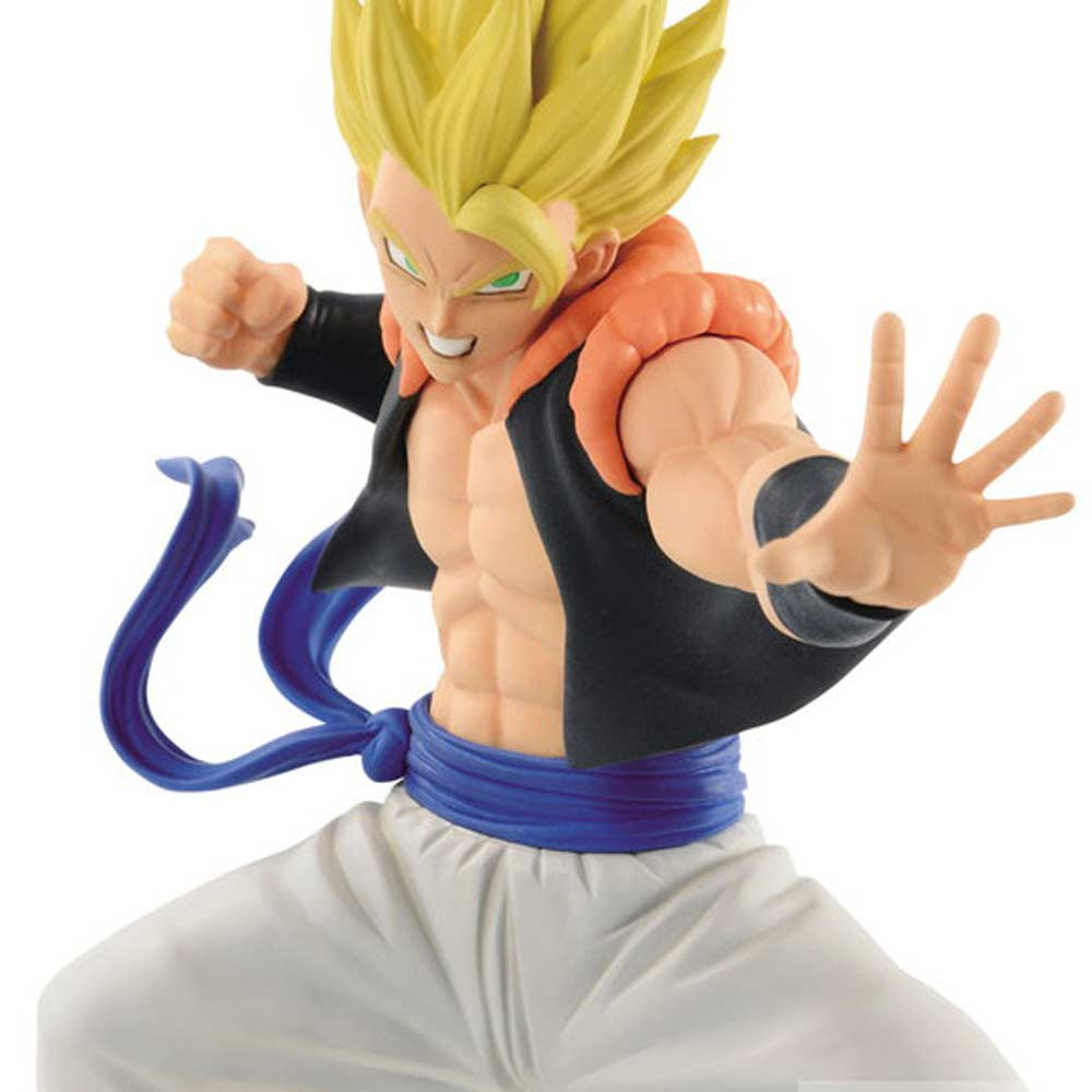 Gogeta Dragon Ball Z World Figure Colosseum Banpresto