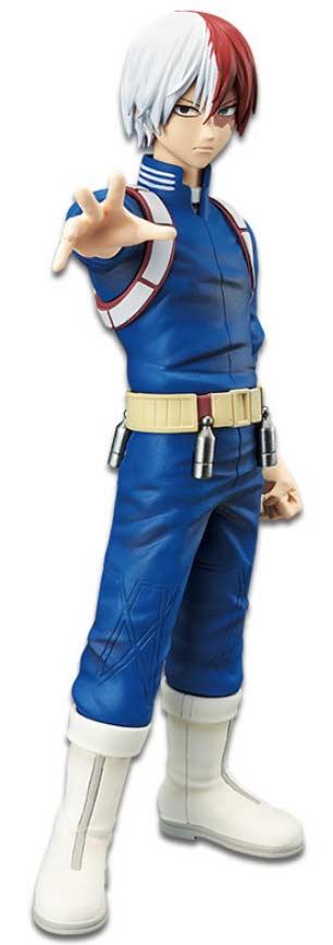 Shoto Todoroki DXF My Hero Academia Banpresto