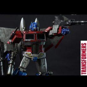 Optimus Prime Starscream Version Hot Toys