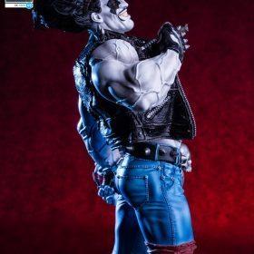 Lobo DC Comics Art Scale Iron Studios