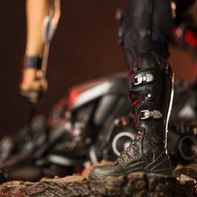 Hawkeye Age of Ultron Diorama 1/6 Iron Studios